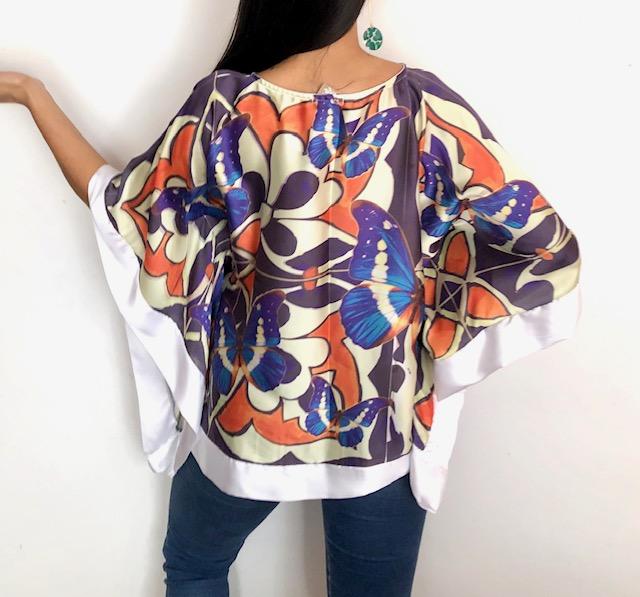 Blusones Mariposa cypris