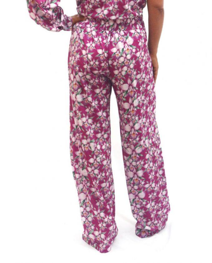 Pantalon Talla M Orquidea