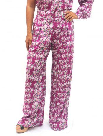 Pantalón Orquídea Talla L